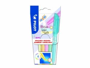 Pilot Frixon Markers Light Soft set 6